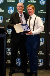 2016 NRL Victoria Referee Award