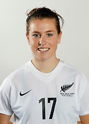 Sarah Mclaughlin - Football Fern 2009 - 2011