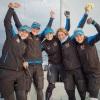 Kate Lathouras (centre) Aust Women's Match Racing Team_2016 Busan Cup WIM series credit KIMWOLF