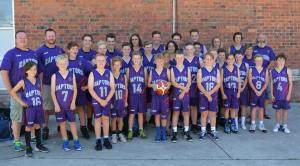 Eltham/Dandenong Tournament 2017 Association photo
