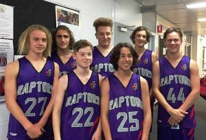 U18 Boys - Eltham/Dandenong Tournament 2017