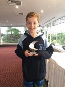 Josh Whitten - 2nd place Open Fleet