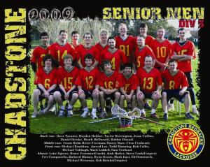 2009 Men Division 3