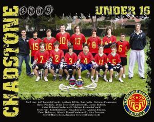 2009 U16 Boys