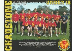 2010 U18 Boys