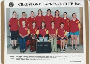 1998 B Grade Women