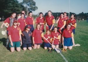 1996 U16 Girls
