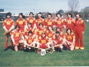 1977 U19 Men