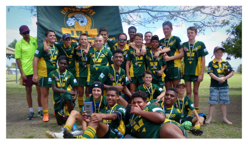 Draws results points table upper ross junior rugby for Table 52 townsville