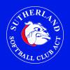 Sutherland Circle on Blue