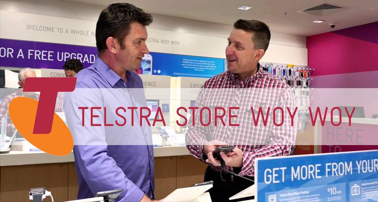 Telstra Store Woy Woy