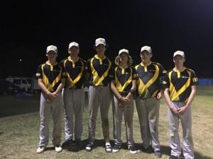 U15 Australian Regional Champ boys