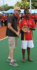 Female Player of the Tournament 2014