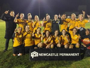 2018 Tigerettes, Premiers and Champions