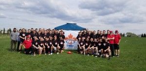 Men's High Performance Athletes, Northwind Selection Camp, Edmonton, May 2019